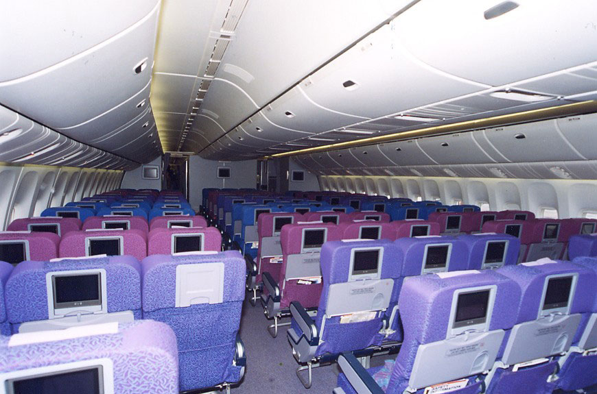Boeing 777 300 схема салона аэрофлот фото 762