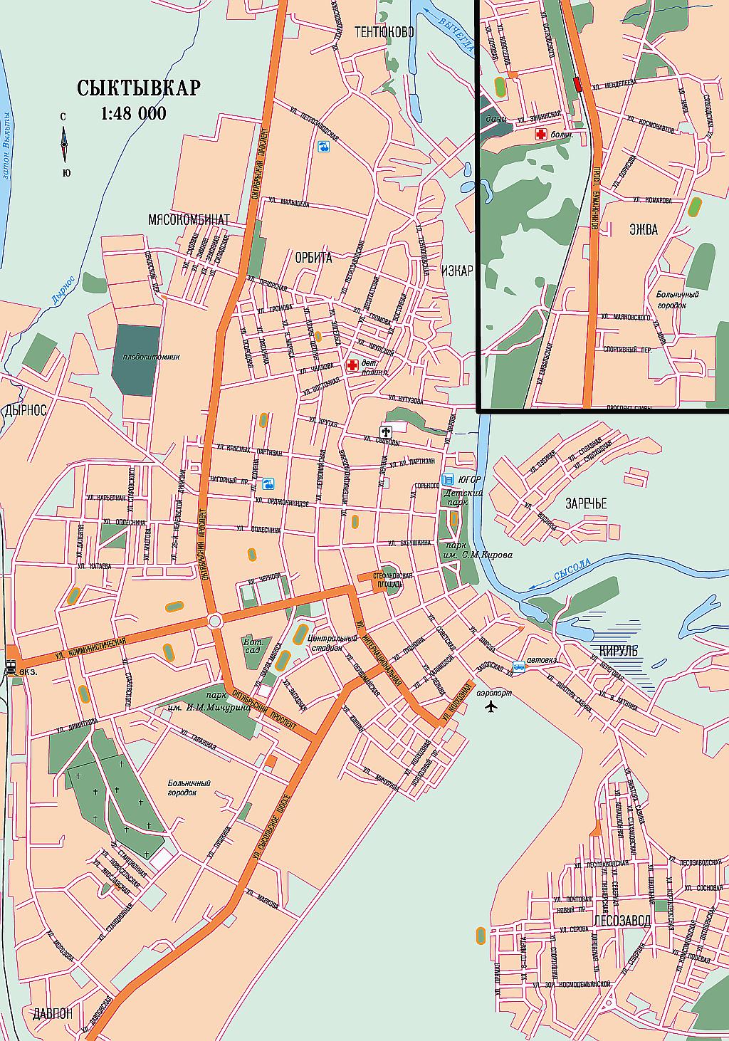 Москва Сыктывкар расписание транспорта и билеты